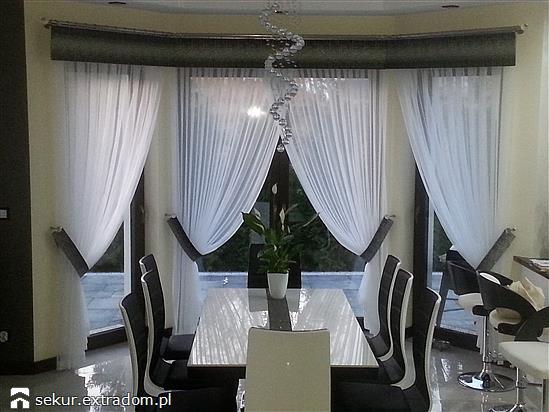 Firanki Do Salonu Wykusz Q Housepl